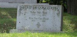 Eliza Ann <i>Luce</i> Blood