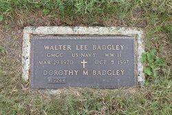 Walter Lee Badgley