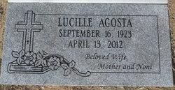 Lucille J. Agosta