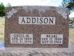 Cecil H Addison