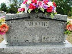 Marjorie A <i>Rhoades</i> Moore