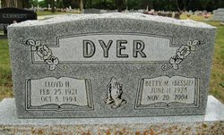 Betty M. Bessie <i>Pribble</i> Dyer