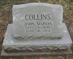 John Marion Miles Collins