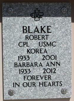 Barbara Ann Blake