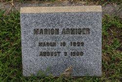 Marion <i>Middleton</i> Armiger