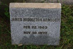 James Middleton Armiger