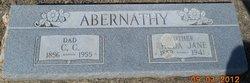 Roda Jane <i>Milligan</i> Abernathy