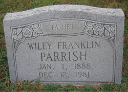 Wiley Franklin Parrish