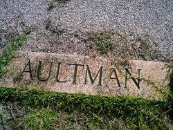 Josiah Joe Aultman