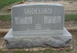 Lucy Caroline <i>Wood</i> Cockrum