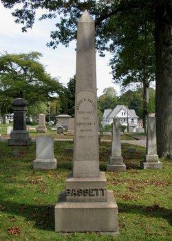 Caroline Elizabeth <i>Tomlinson</i> Bassett