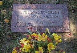 Julie Ann Honerkamp