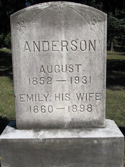 August Anderson