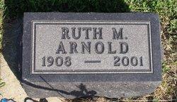 Ruth Margaret <i>Forcht</i> Arnold