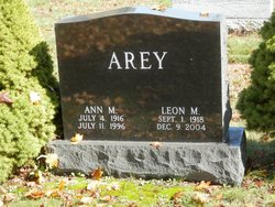 Ann M Arey