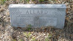 Barbara Allard
