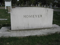 Louise A. <i>Meyer</i> Homeyer