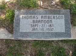 Thomas Amberson Brandon