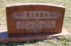 Nettie Ashby