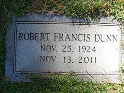 Robert Francis Dunn