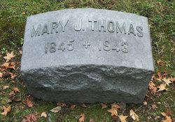 Mary Jane <i>Canavan</i> Thomas