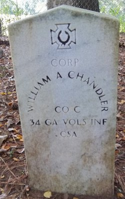 Corp William A Chandler