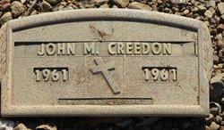 John M. Creedon