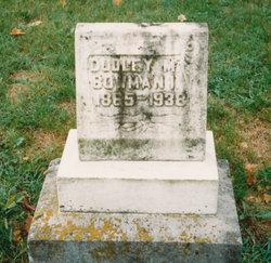 Dudley M. Bowman, Jr