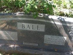 Maggie <i>Ketchum</i> Ball