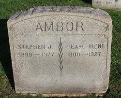 Pearl Irene <i>Diamond</i> Ambor
