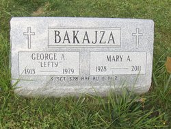 Mary A Bakajza