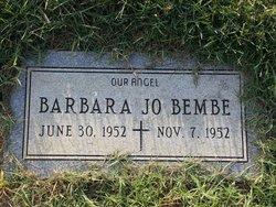 Barbara Jo Bembe