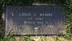 Louis G Bembe