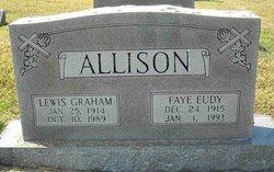 Faye <i>Eudy</i> Allison