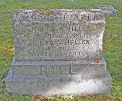 Louisa C. <i>Mellen</i> Hill