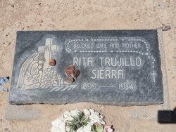 Rita <i>Trujillo</i> Sierra