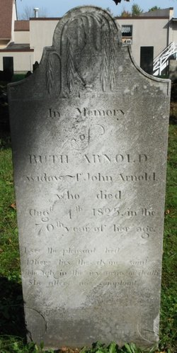 Ruth <i>Hall</i> Arnold
