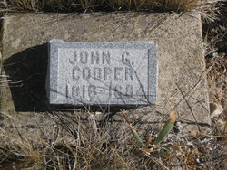 John Glaze Cooper