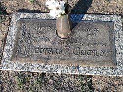Edward E Crichlow