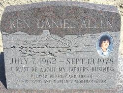 Ken Daniel Allen