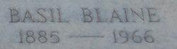 Basil Blaine Bassett