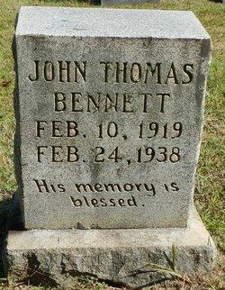 John Thomas Bennett