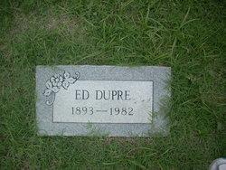 Edward Mitchell Ed Dupre, Sr