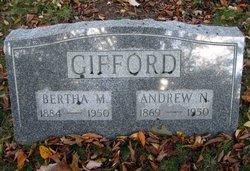 Bertha Myra <i>Randall</i> Gifford