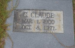 G. Claude Wilkes