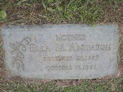 Ella M. Anspaugh
