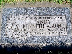 Kenneth A. Andy Aune