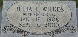 Julia L. Wilkes