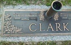 Claude Harold Clark