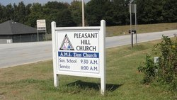 Pleasant Hill Church A.M.E Zion